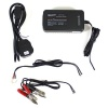 Lextek Motorcycle Motorbike / Scooter 12v Battery Optimiser Charger & Maintainer