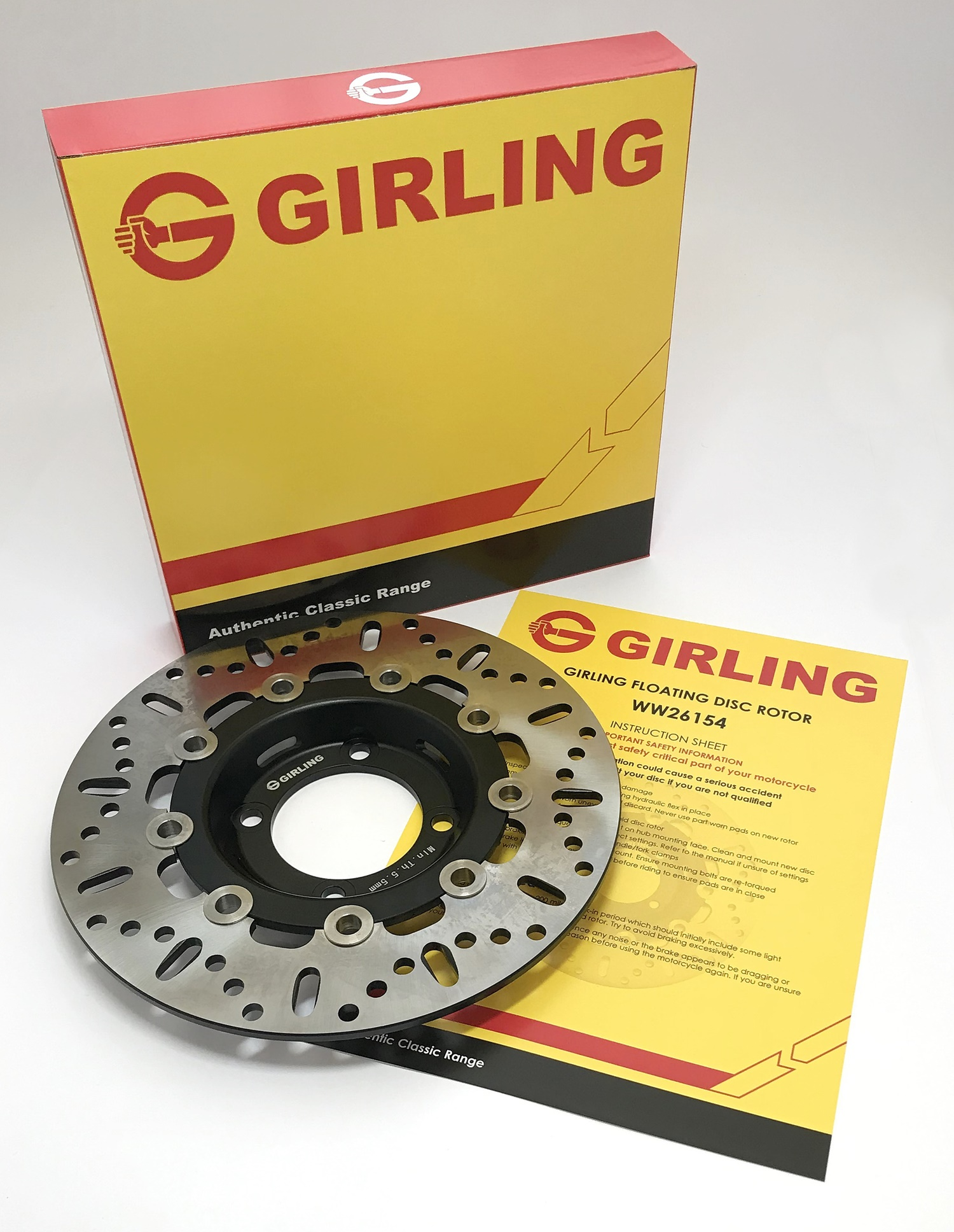 Brake Discs and Shoes