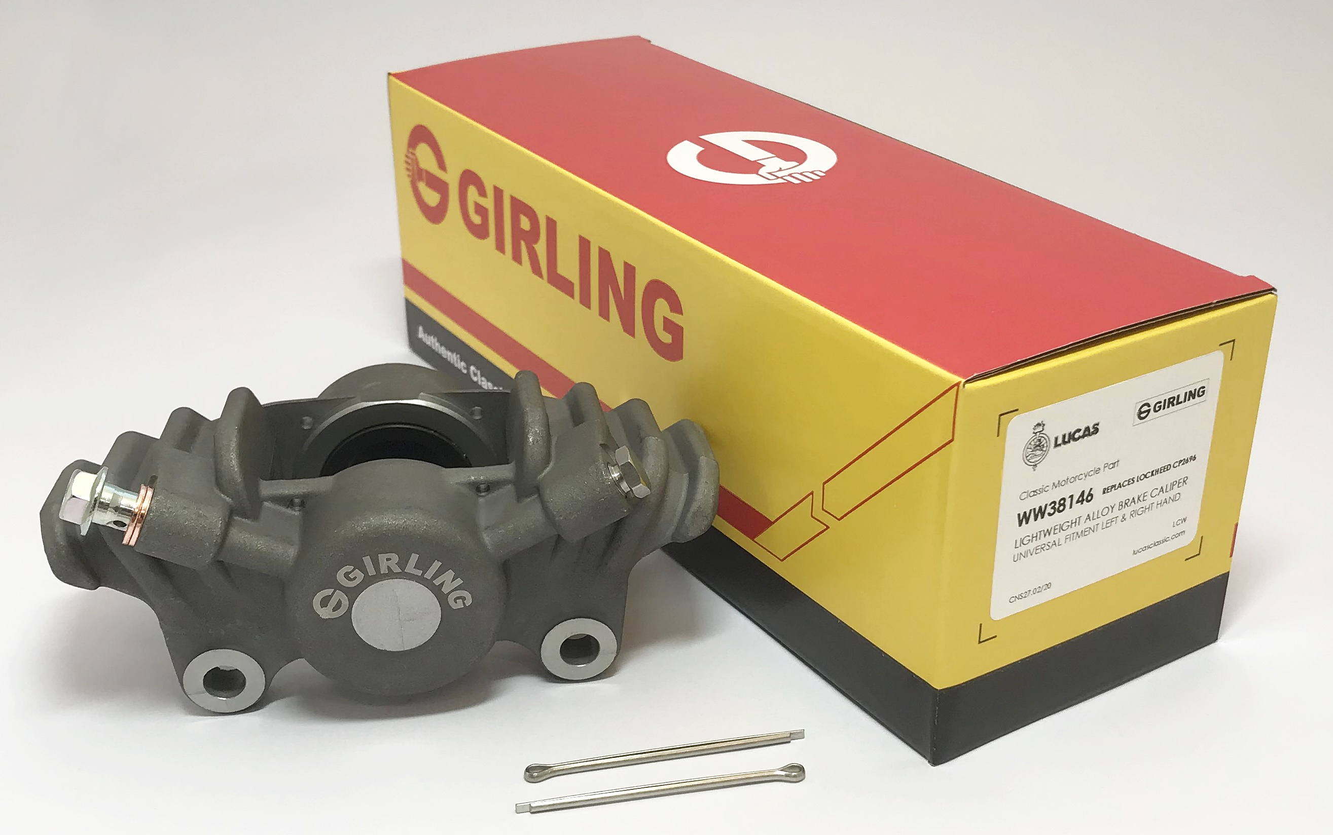 Calipers and Seal Kits