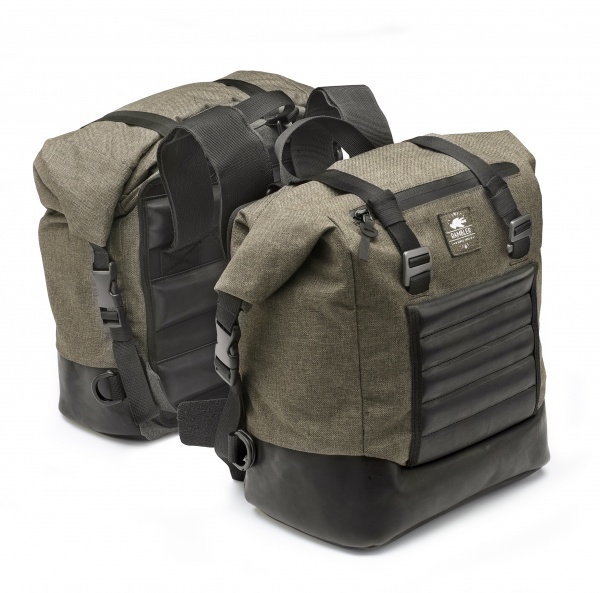 Latest Rambler Range Waterproof Panniers Set 2 Piece From Kappa