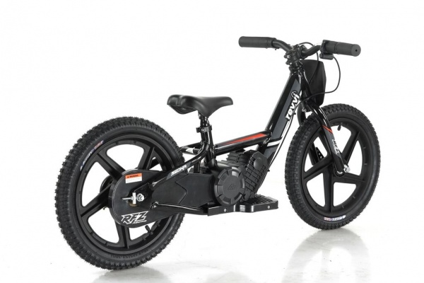Revvi 16'' Kids Electric Balance / Off Road Bike In Black