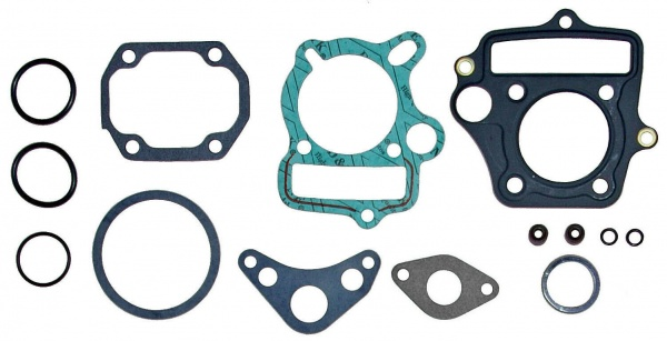 Honda Quality Top End Gasket Set C90 P T MP MT Cub 1995 - 2002 Metal Head Gasket