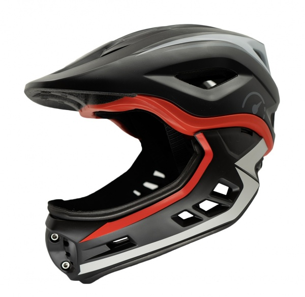 Revvi Super Lightweight Helmet 250g-395g Adjustable 48cm-53cm EN1078 Black