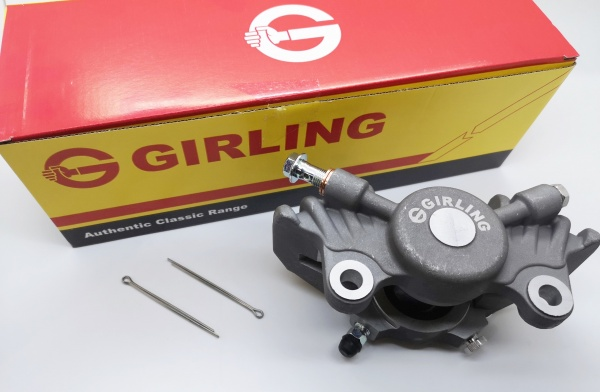 Genuine Girling Brake Caliper BSA Norton Triumph - Left Or Right CP2696 60-4101