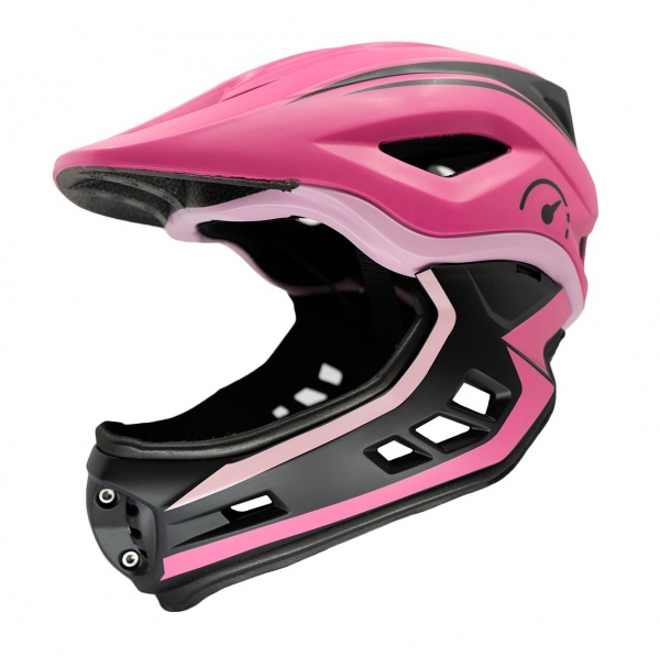 Revvi Super Lightweight Helmet 250g - 395g Adjustable 48cm - 53cm EN1078 Pink